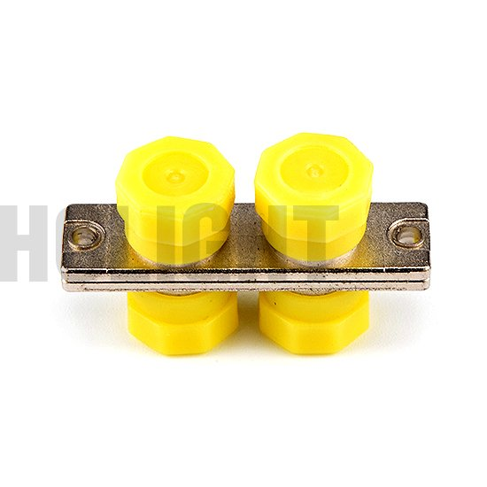 Adapter FC APC DX with flange Metal_p4
