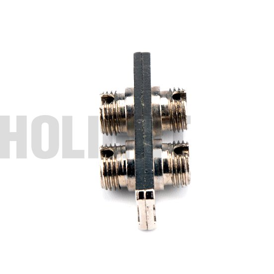 Adapter FC APC DX with flange Metal_p7