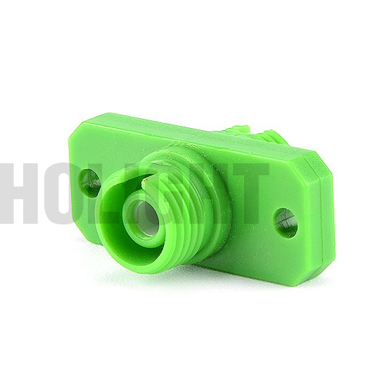 Adapter FC APC SX with flange plastic_p5