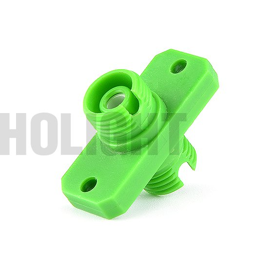 Adapter FC APC SX with flange plastic_p7
