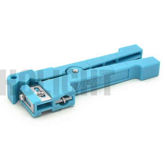 Ideal 45-163 coaxial cable stripper_3