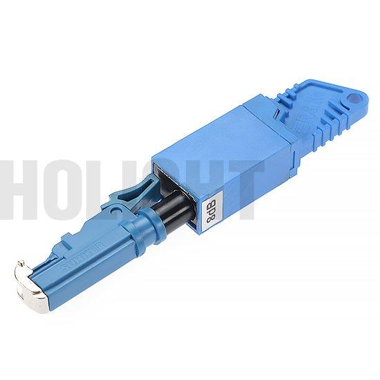 E2000UPC SM Plug-in Fixed Fiber Optic Attenuator AT08135P_1
