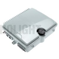 HTB8013 12cores Fiber optic distribution box Gray_p1