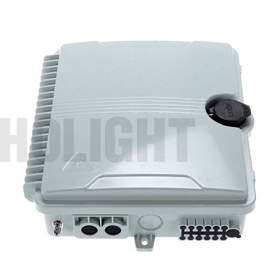 HTB8013 12cores Fiber optic distribution box Gray_p2