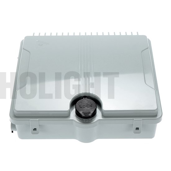 HTB8013 12cores Fiber optic distribution box Gray_p4