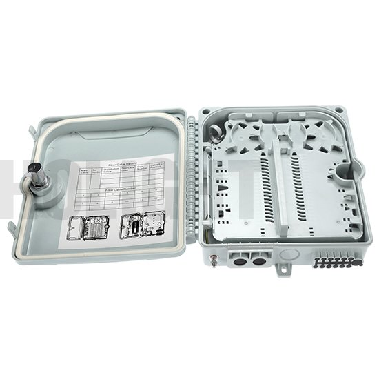 HTB8013 12cores Fiber optic distribution box Gray_p5