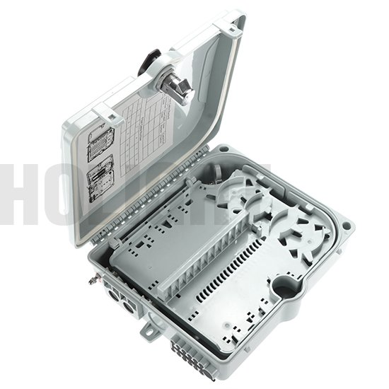 HTB8013 12cores Fiber optic distribution box Gray_p6