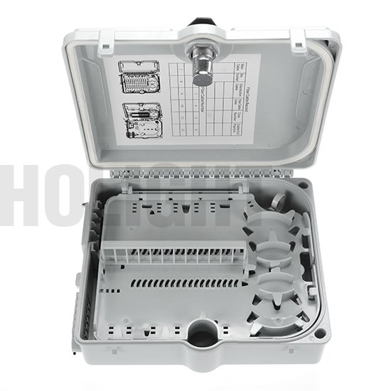 HTB8013 12cores Fiber optic distribution box Gray_p7