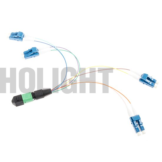 MTP-LC SM 8fibers 0.9mm patch cable_p2