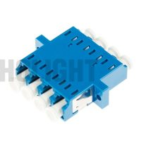 Fiber Adapter LC UPC Quad SC Type Integrated non-welding with Flange_P1